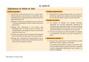 EL DEBATE 3